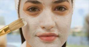 Máscara de bicarbonato