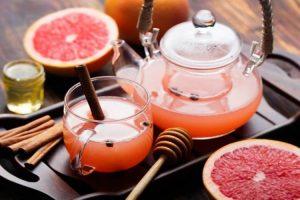 Benefícios do Chá de Toranja Para Saúde